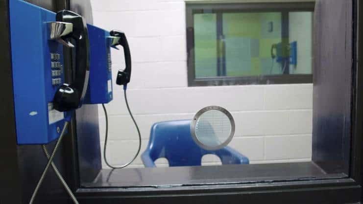 Visitors Windows for Prisons